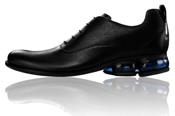 Dress Shoes with Air