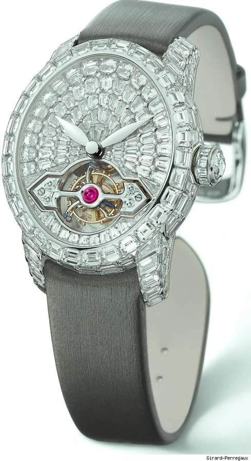 $500,000 Timepieces