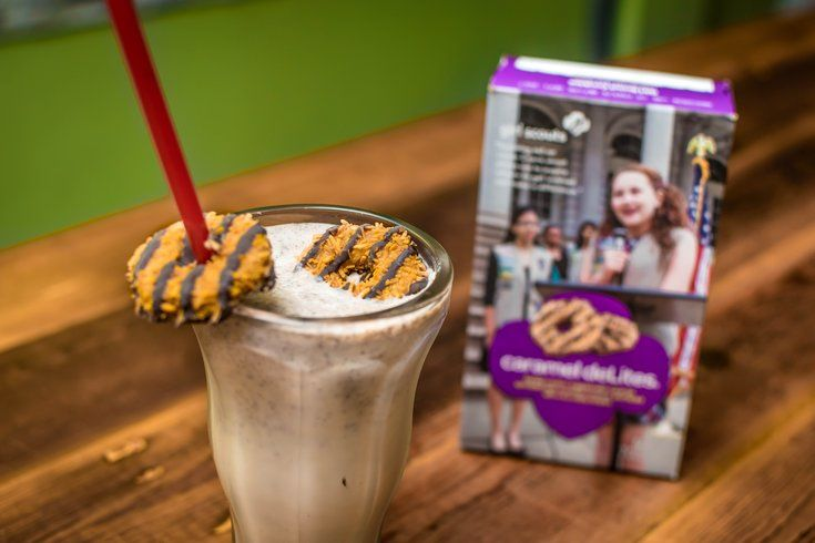 Cult Cookie Flavor Milkshakes