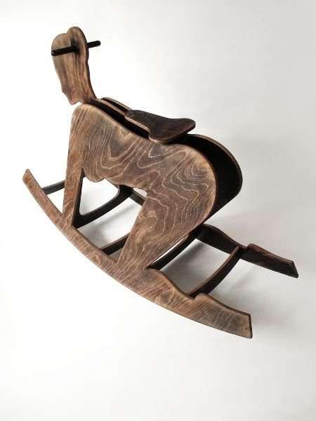 Seductive Wooden Stools