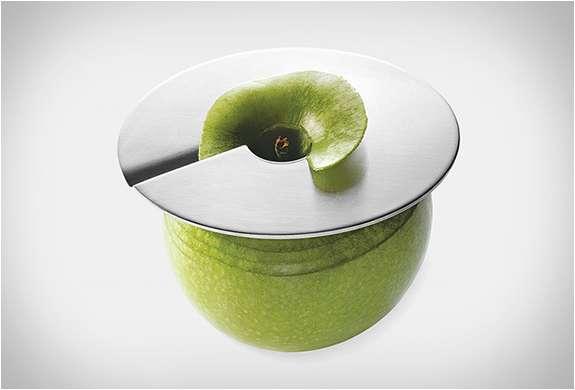 Utilitarian Fruit Peelers