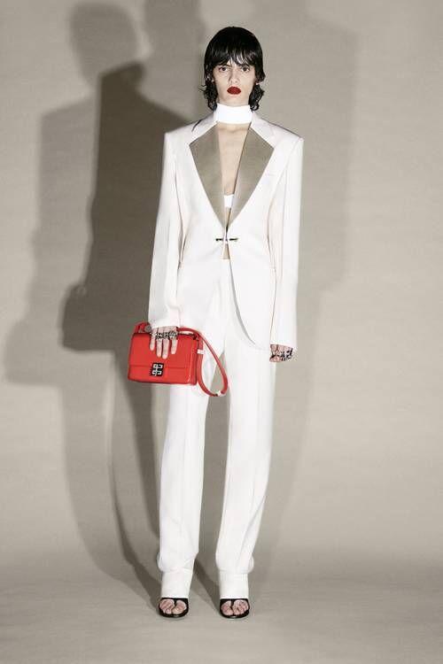 Stud-Adorned Luxury Heritage Fashion