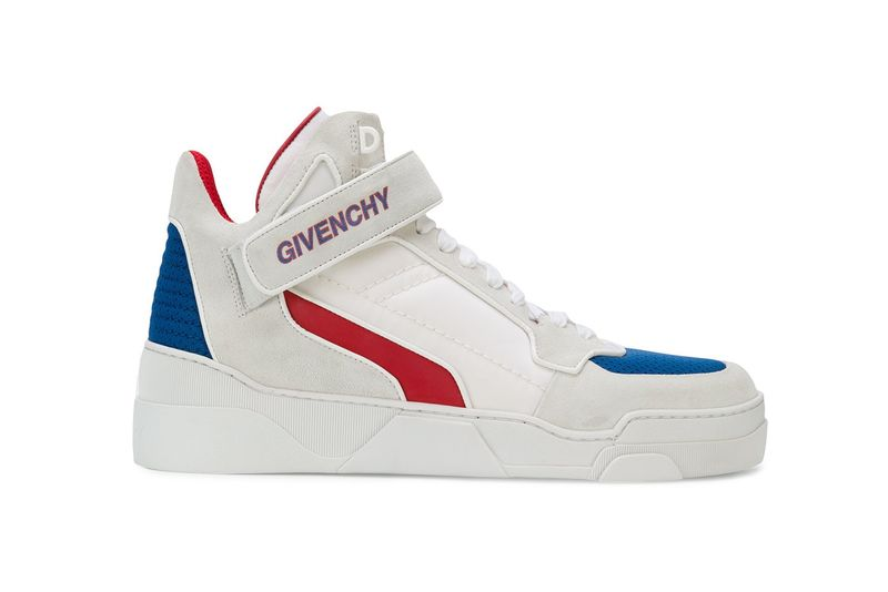Luxurious Court Sneakers : Givenchy Mid