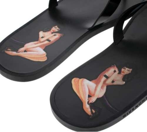 Retro Supermodel Sandals