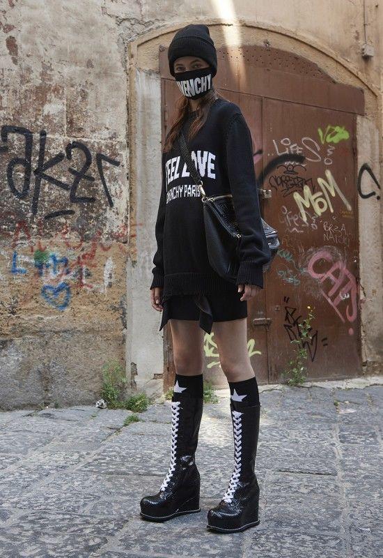 Underground-Inspired Couture