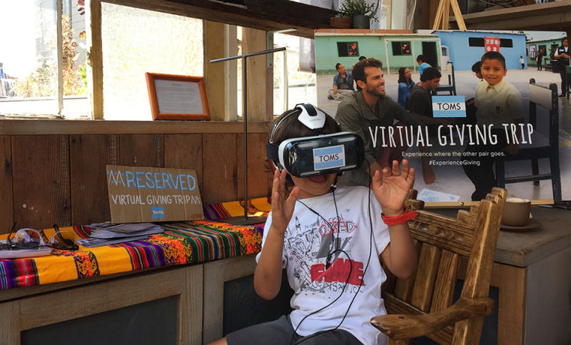 Empathetic Virtual Reality Retail