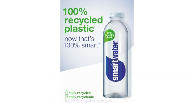 Recycled Water Packaging Campaigns