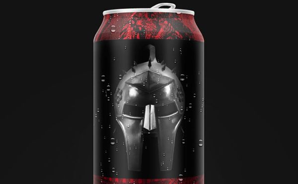 Armored Beverage Branding