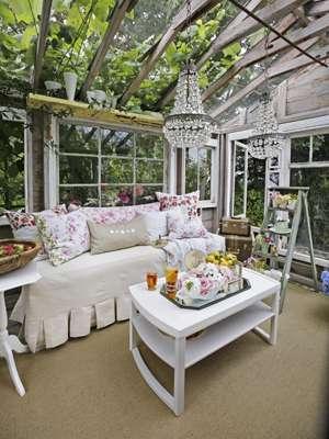 Glamorous Greenhouses