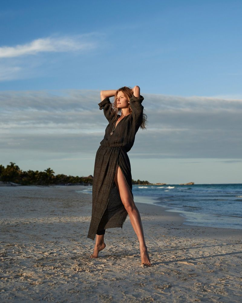 Beach Coverup Editorials