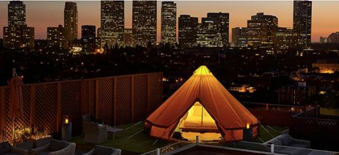 Luxury-Forward Glamping Locations