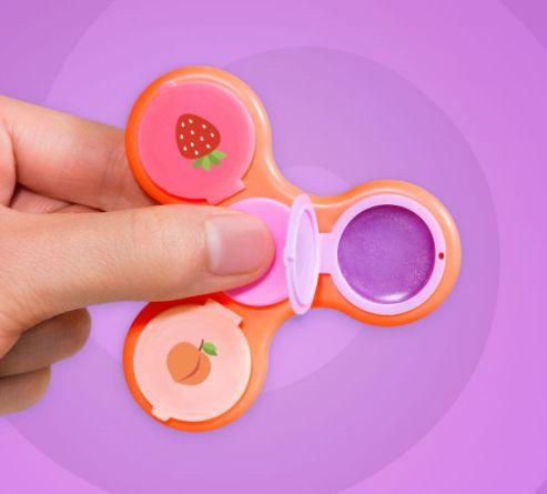 Fidget Spinner Lip Balms