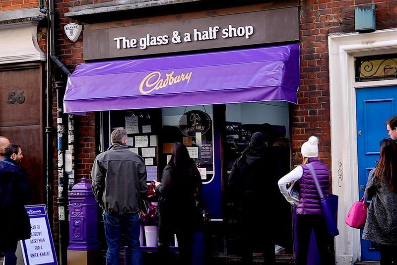 Bartering Sweet Shops