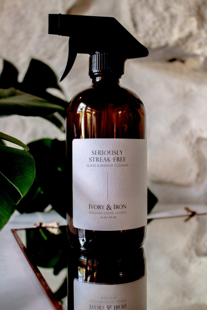 Sustainable Non-Toxic Cleaners