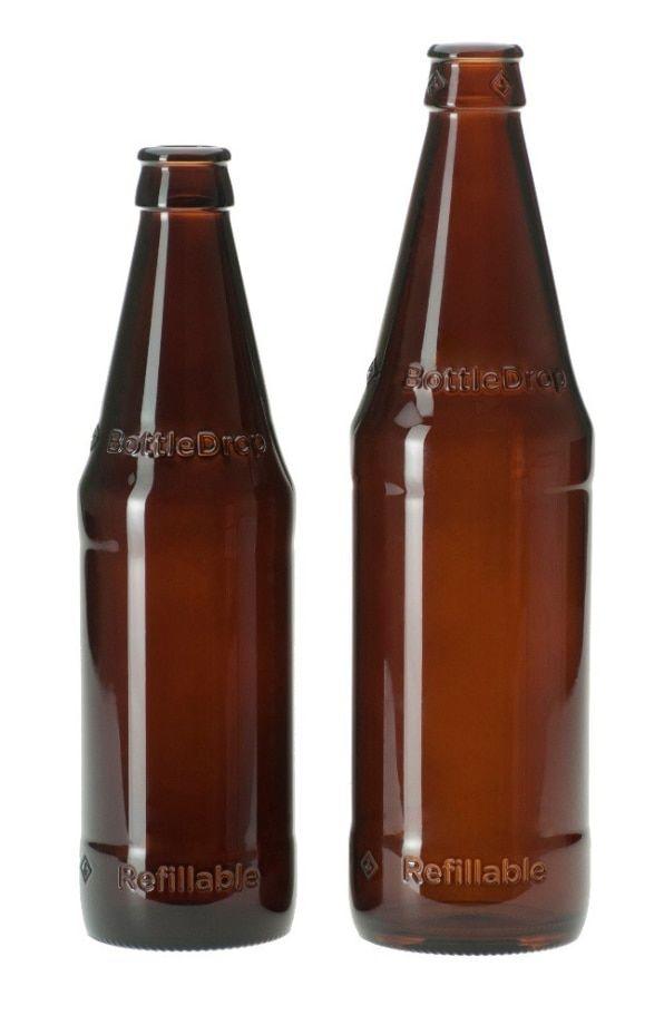 Reusable Beer Bottles