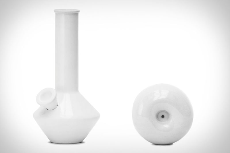 Chic Ceramic Smoking Vessels