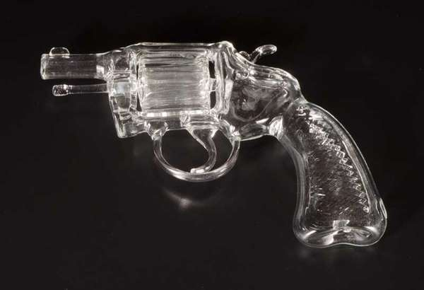 Glass Weaponry Structures
