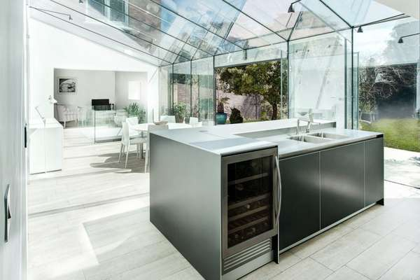 Transparent Residence Extensions