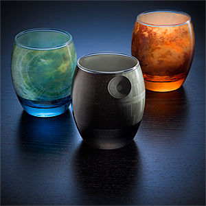 Planetary Galaxy Glasses