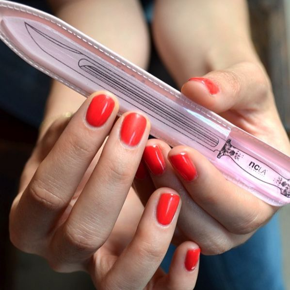 Knife-Like Nail Files