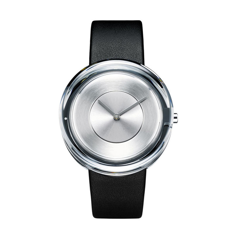 Minimalist Glass Watches