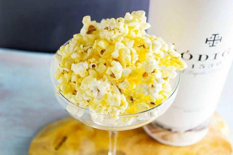 Margarita-Flavored Popcorn
