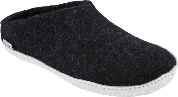 Cozy Wool Slip-Ons