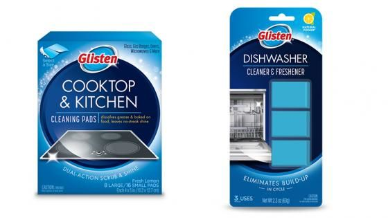 Dual-Action Kitchen Cleaning Products