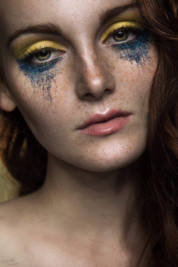 Expressive Glitter Cosmetics