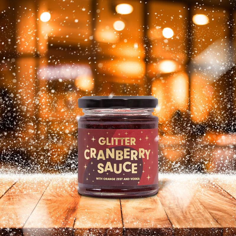 Sparkling Cranberry Sauces