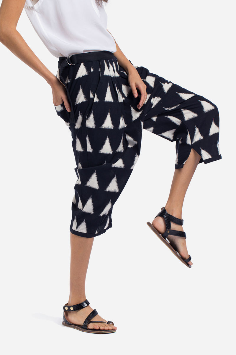 Travel-Inspired Trousers