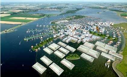 Redesigning Holland To Deal With Global Warming