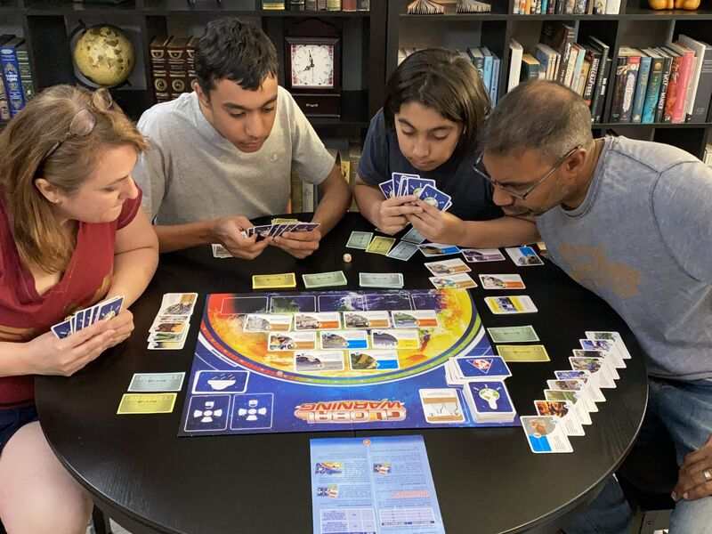 Climate Change Board Games