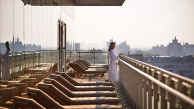 Wellness-Themed Hotel Experiences
