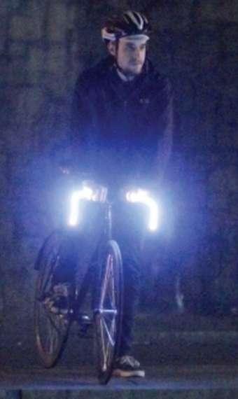 Bright Bike Handles