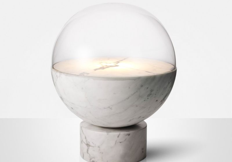Marbled Orb Illuminators