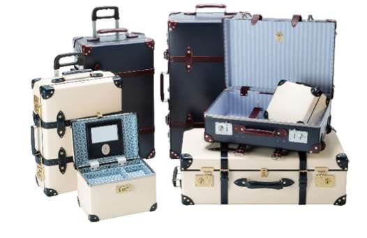 Regal Couple Suitcases
