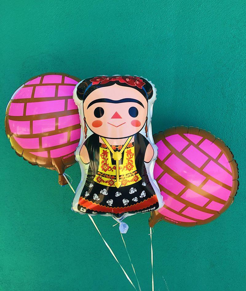 Latino Balloon Bouquets