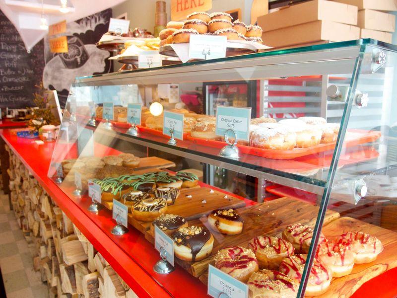 Trailblazing Doughnut Shops