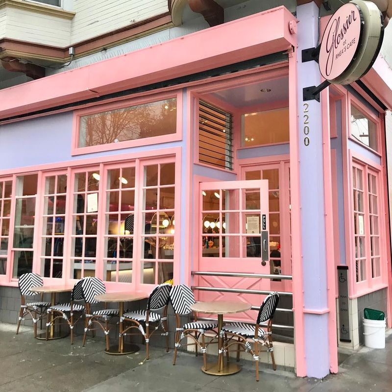 Cosmetic Cafe Pop-Ups