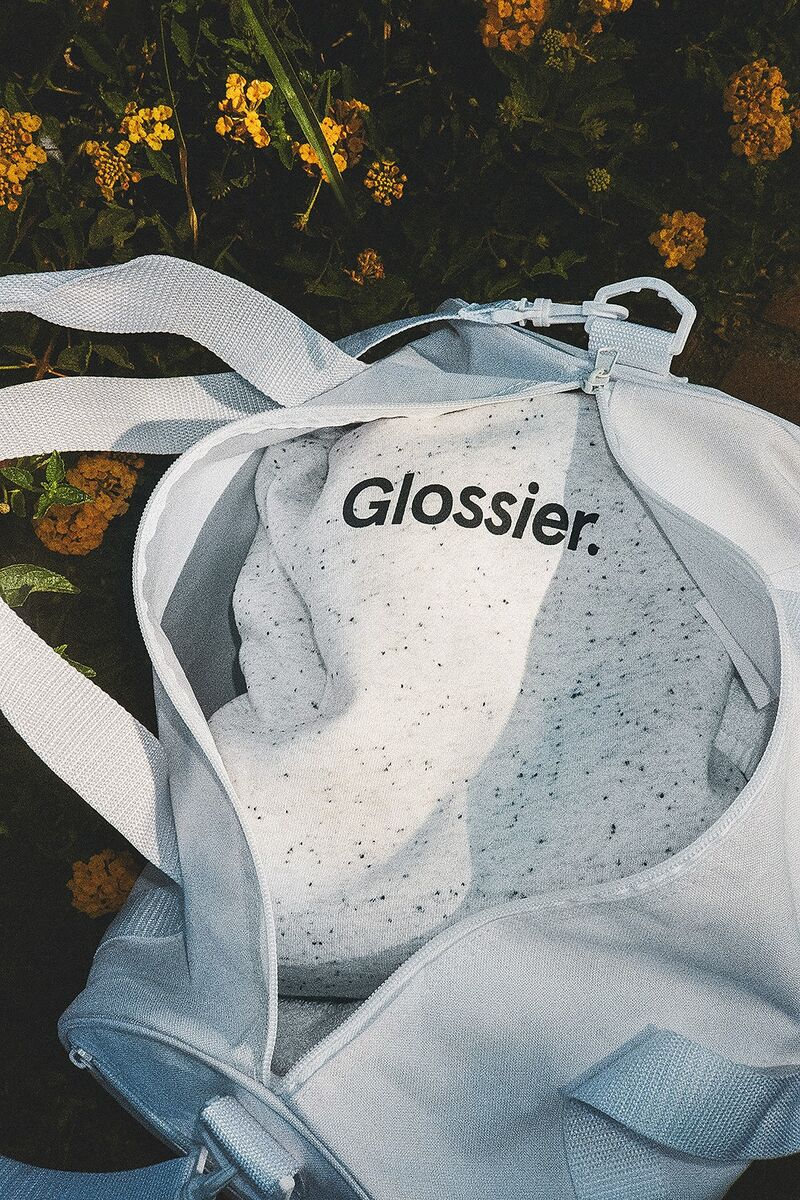 White Speckled Skincare Hoodies