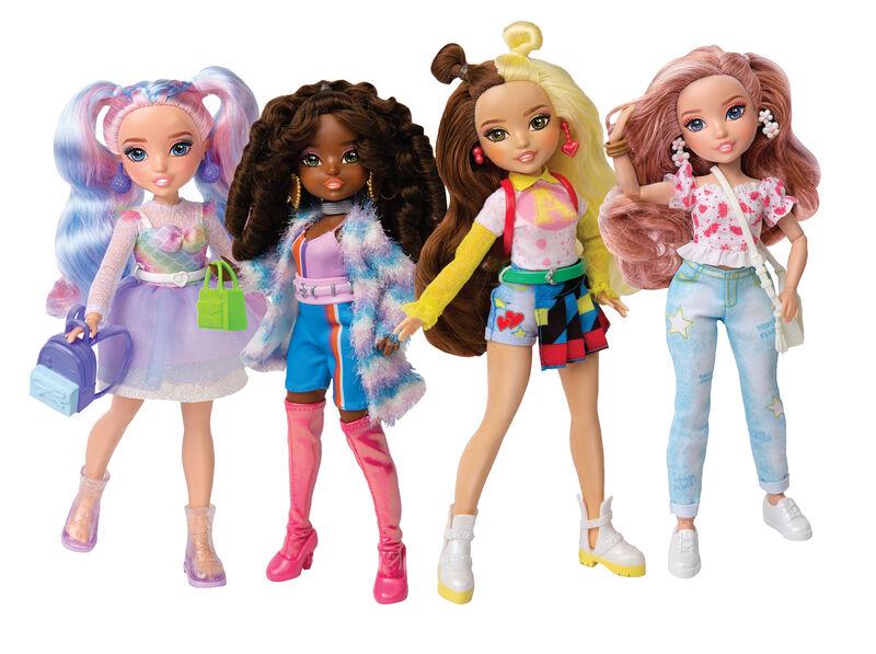 Makeover Fashion Dolls