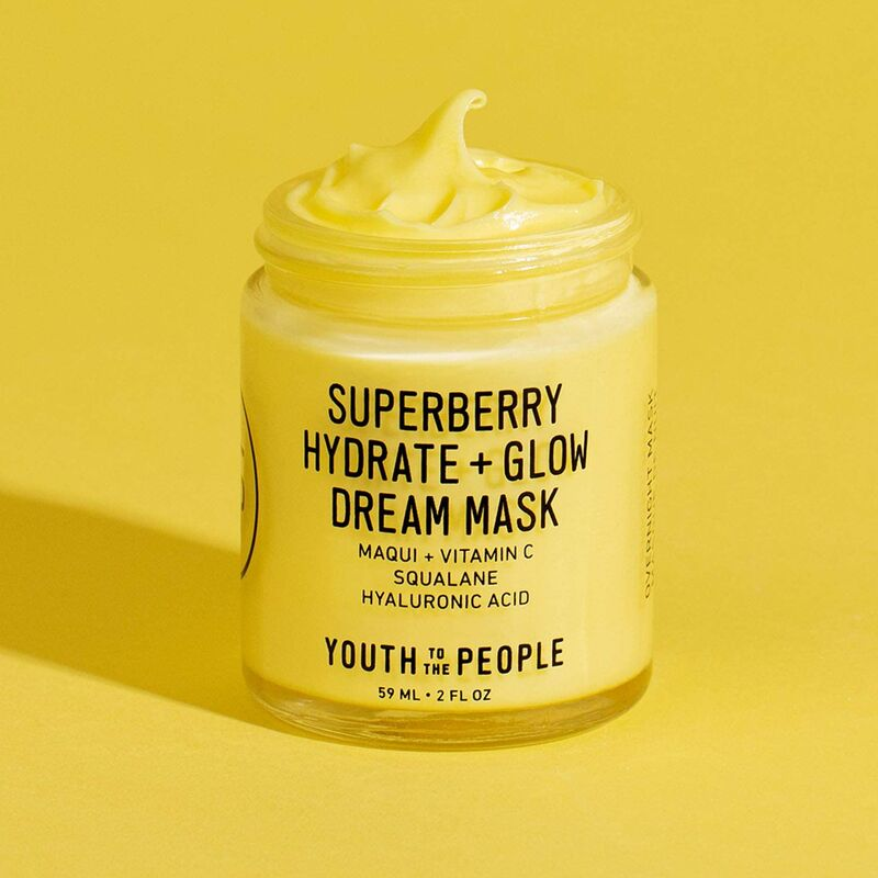 Superberry Overnight Masks