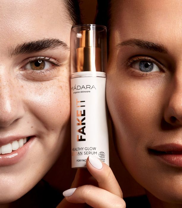 Fast-Acting Tanning Serums