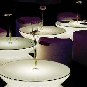 Glow Furniture 23 pieces of glowing furniture
