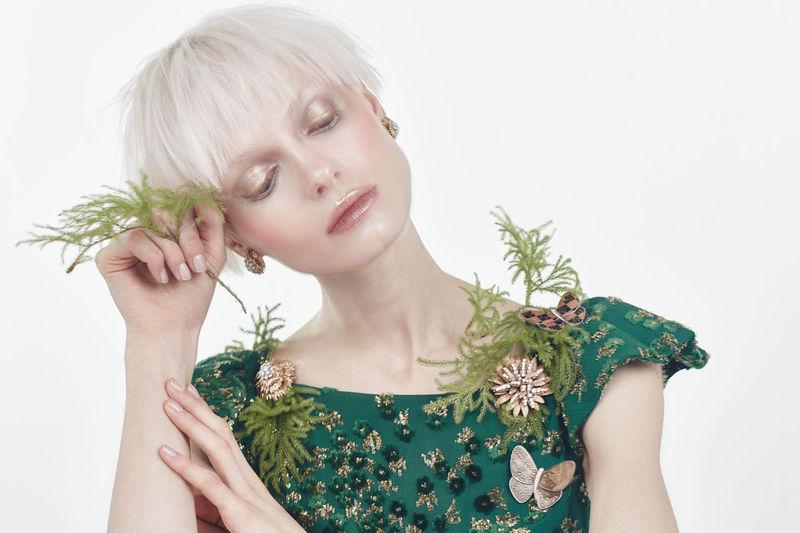 Botanist Beauty Editorials