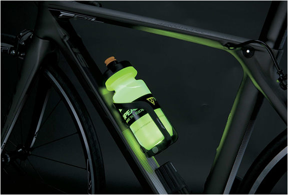 Luminous Water Bottles