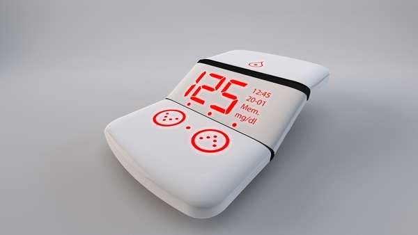 Sleek Blood Sugar Monitors