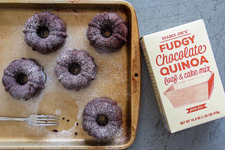 Quinoa-Based Baking Mixes