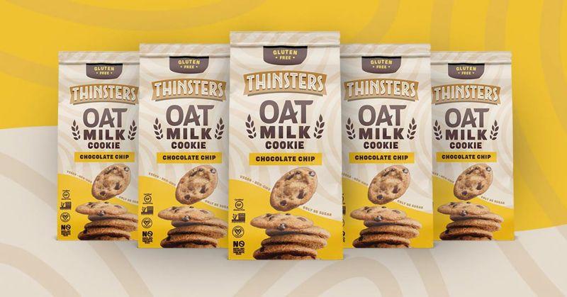 Oat Milk Cookies